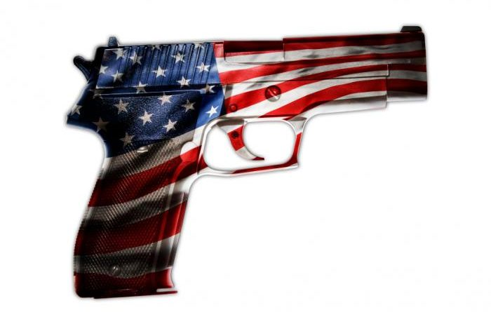 a-gun-with-american-flag-printed-on